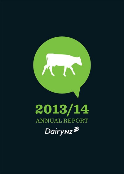 DairyNZ Annual Report 2013-14