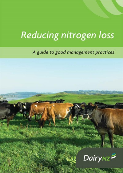 Reducing Nitrogen Loss