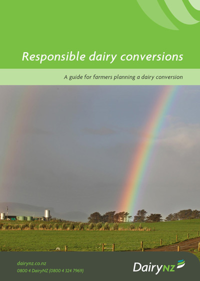 Responsible Dairy Conversions Guide