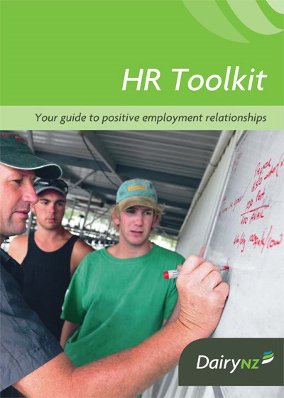 DairyNZ HR Toolkit