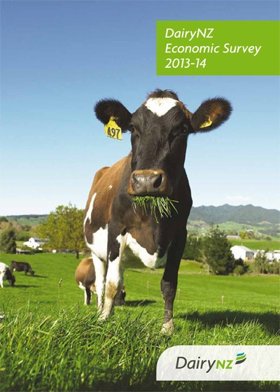 DairyNZ Economic Survey 2013-14