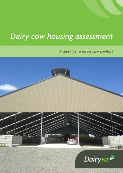 Dairy Cow Housing Assessment