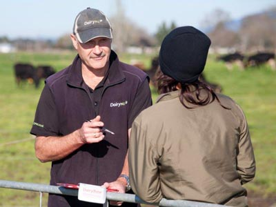DairyNZ Consulting Officers