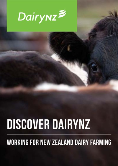 Discover DairyNZ