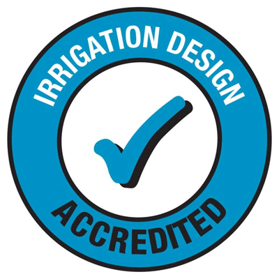 Irrigation Accredited
