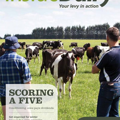 Inside Dairy March 2012