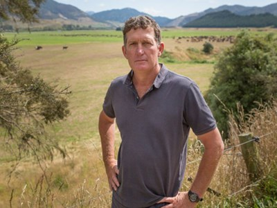 Wangapeka farmer Phil Riley is pleased to see TB movement control areas lifted.