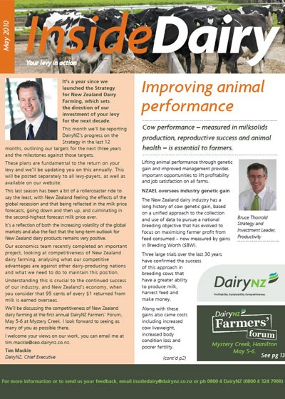 Inside Dairy May 2010