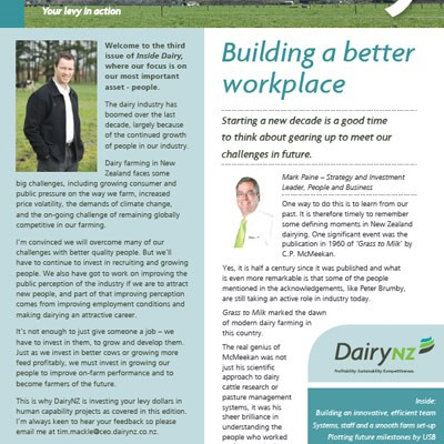 Inside Dairy March 2010