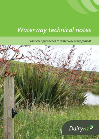 Waterway technical notes