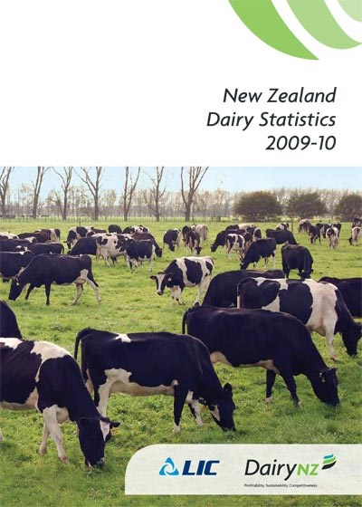 New Zealand Dairy Statistics 2009/10 image