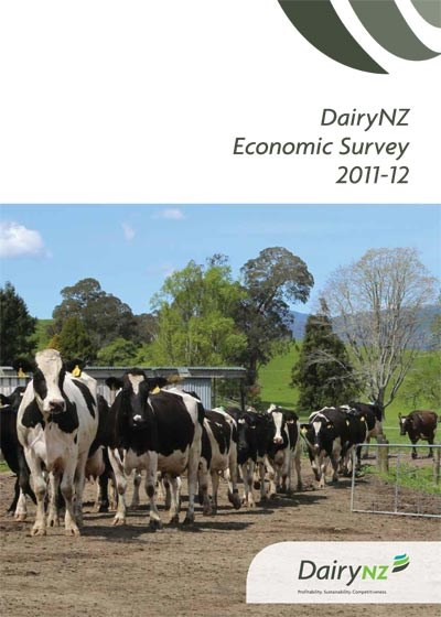 DairyNZ Economic Survey 2011/12