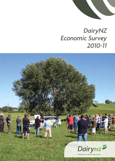 DairyNZ Economic Survey 2010/11