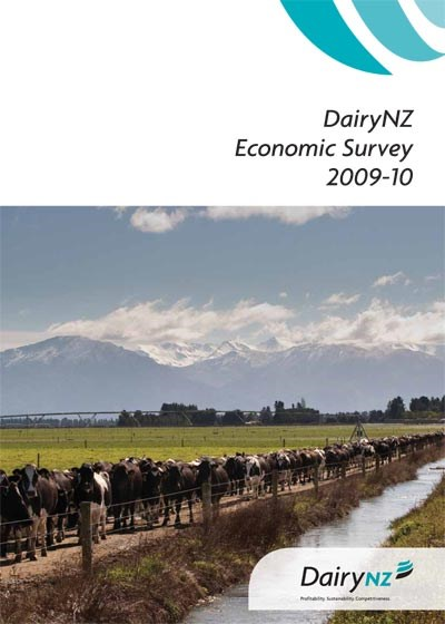 DairyNZ Economic Survey 2009/10