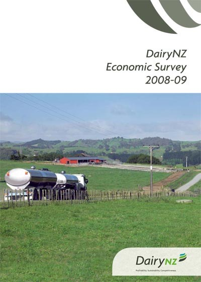 DairyNZ Economic Survey 2008/09