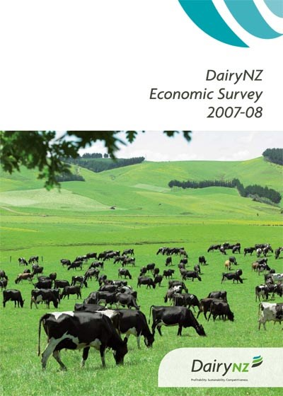 DairyNZ Economic Survey 2007/08