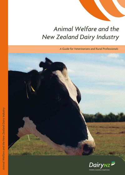 Animal Welfare and the NZ Dairy Industry Booklet
