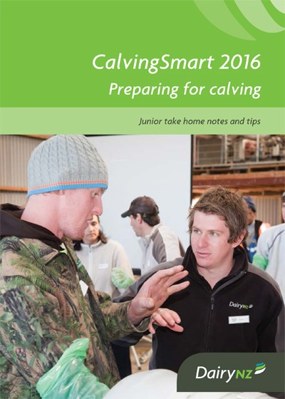 CalvingSmart Junior Take Home Notes
