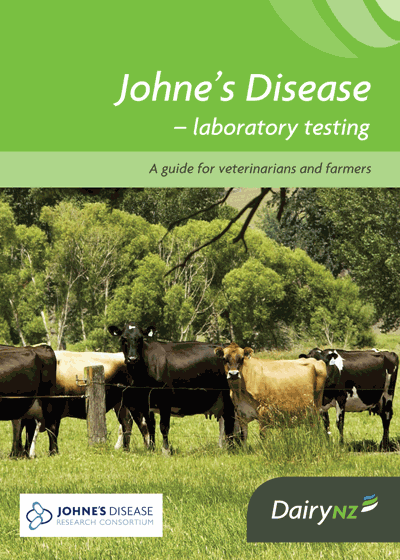 Johne's Disease Laboratory Testing Booklet