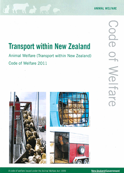 Transport Code Of Welfare