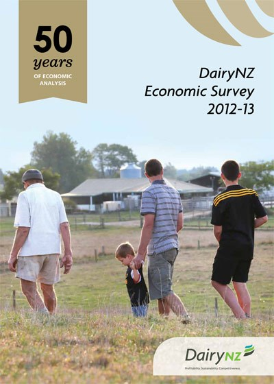 DairyNZ Economic Survey 2012-13