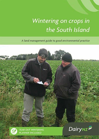Wintering in Southland and South Otago