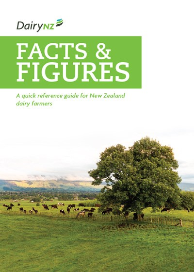 Facts and Figures for New Zealand dairy farmers