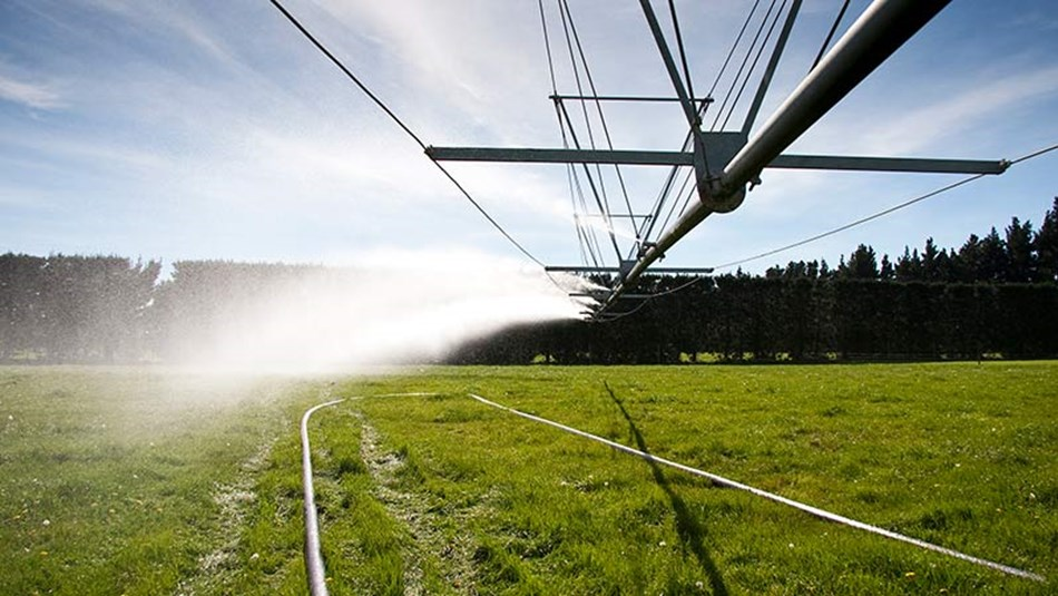 There are many benefits of good irrigation management.
