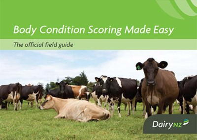 Body Condition Scoring Made Easy Booklet
