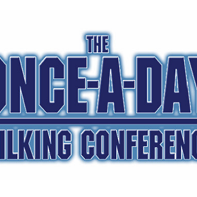 Once-a-day milking conference