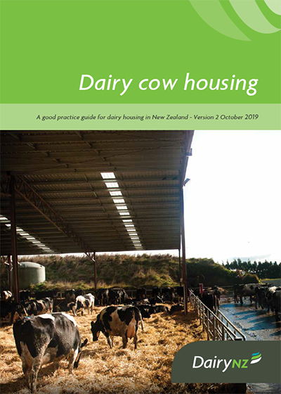 Dairy Cow Housing Guide