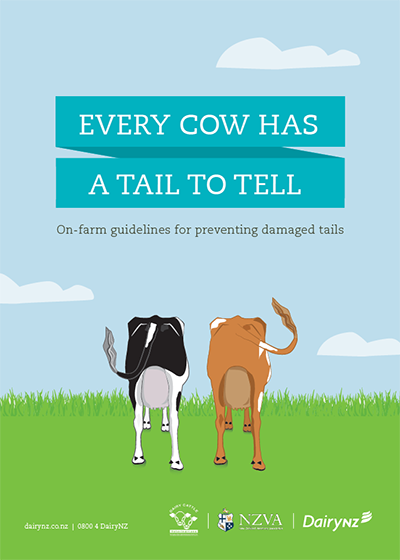 Every cow has a tail to tell