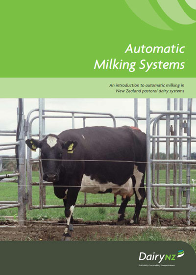 Automatic Milking Systems Booklet