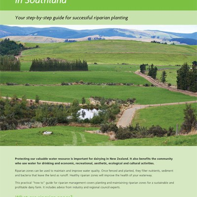 Getting riparian planting right in Southland