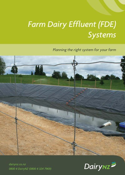 Farm Dairy Effluent Systems