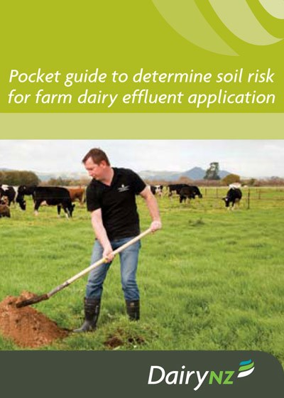 Pocket guide to determine soil risk for FDE application