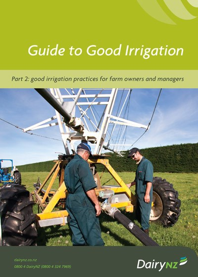 Guide to Good Irrigation Part 2